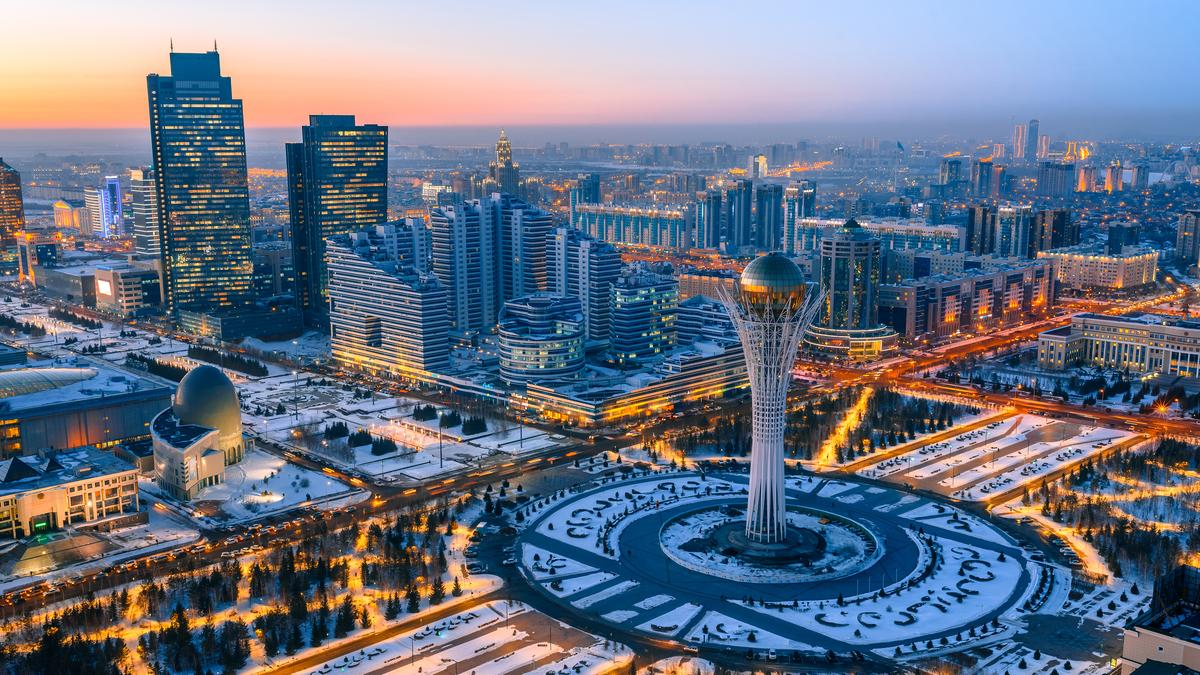 Astana is a dream tourist destination