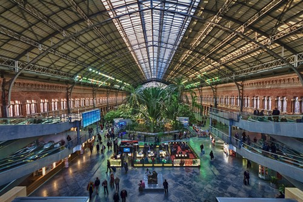 The world's most unique Railway Stations