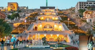 Yerevan; Armenia a Top Tourist Destination
