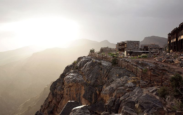 The world's most unique resort in Oman
