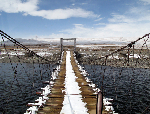 Deosai Bridge