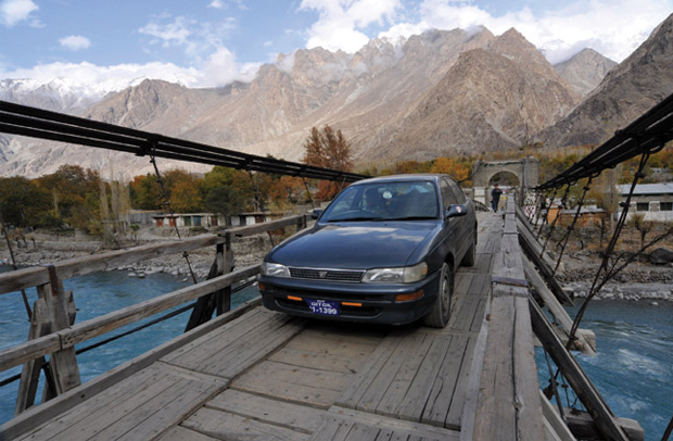 PTDC Motel Naran Bridge