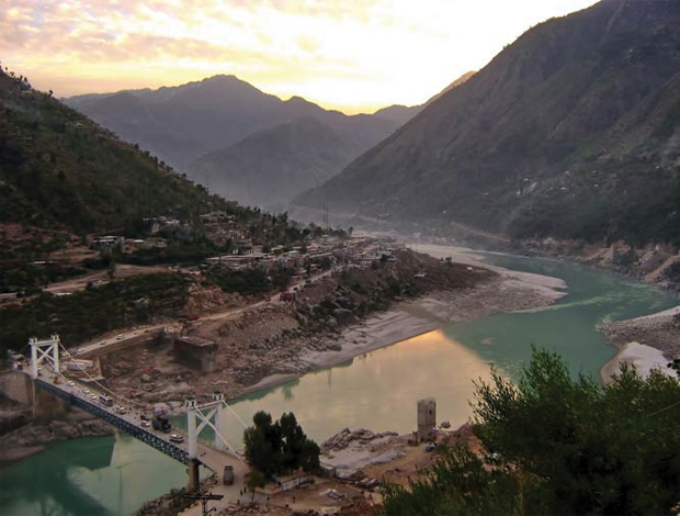 Awesome Bridges Built on Beautiful Locations of Pakistan