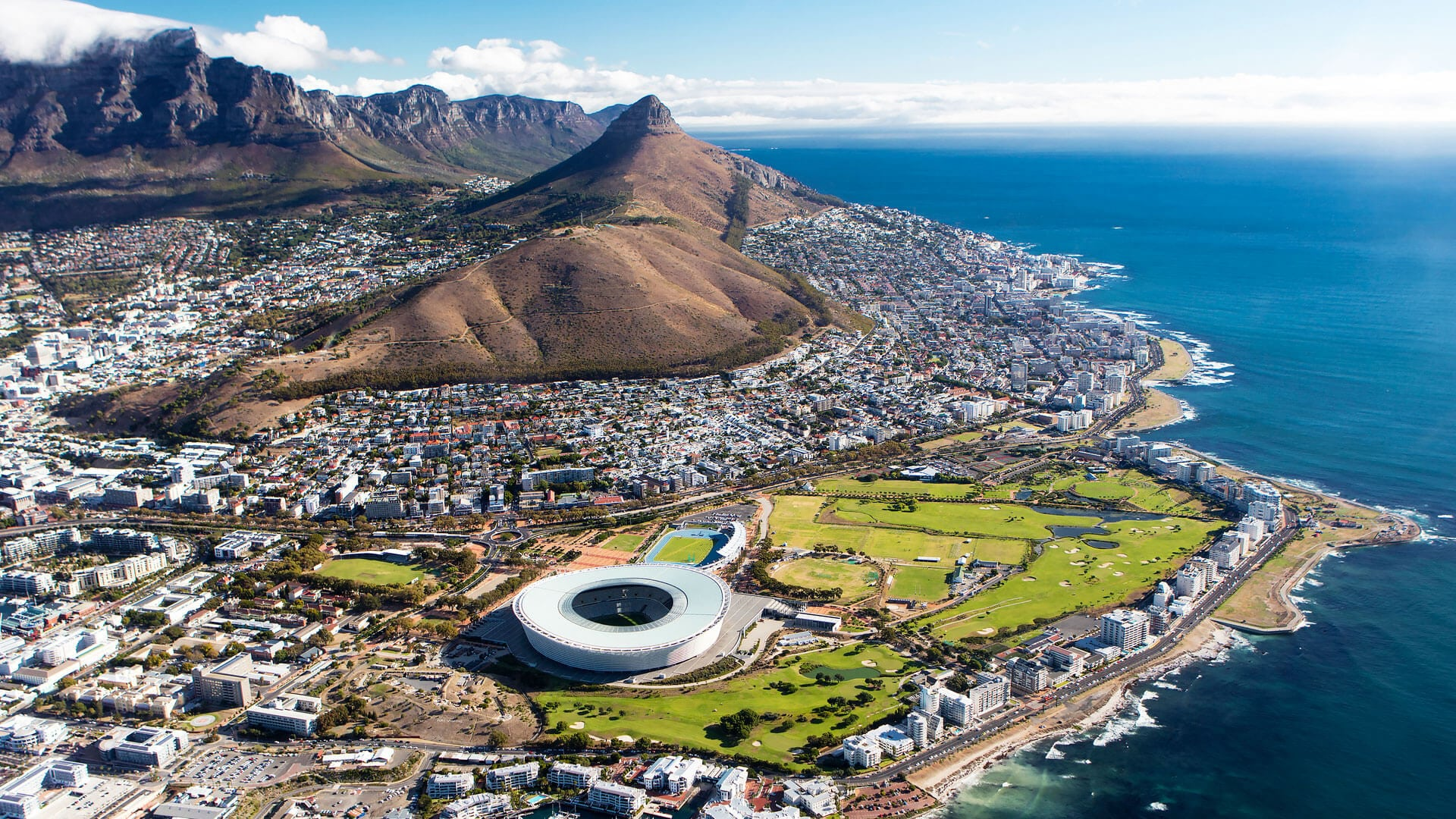cape-town THE MOST BEAUTIFUL PLACES TO BE TRAVELED