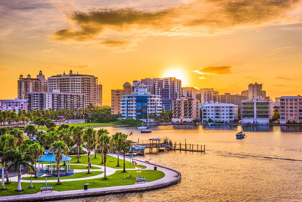 florida THE MOST BEAUTIFUL PLACES TO BE TRAVELED