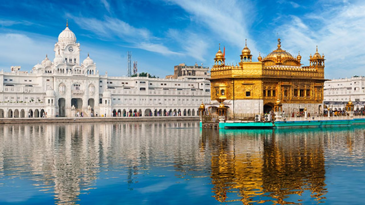golden-temple THE MOST BEAUTIFUL PLACES TO BE TRAVELED