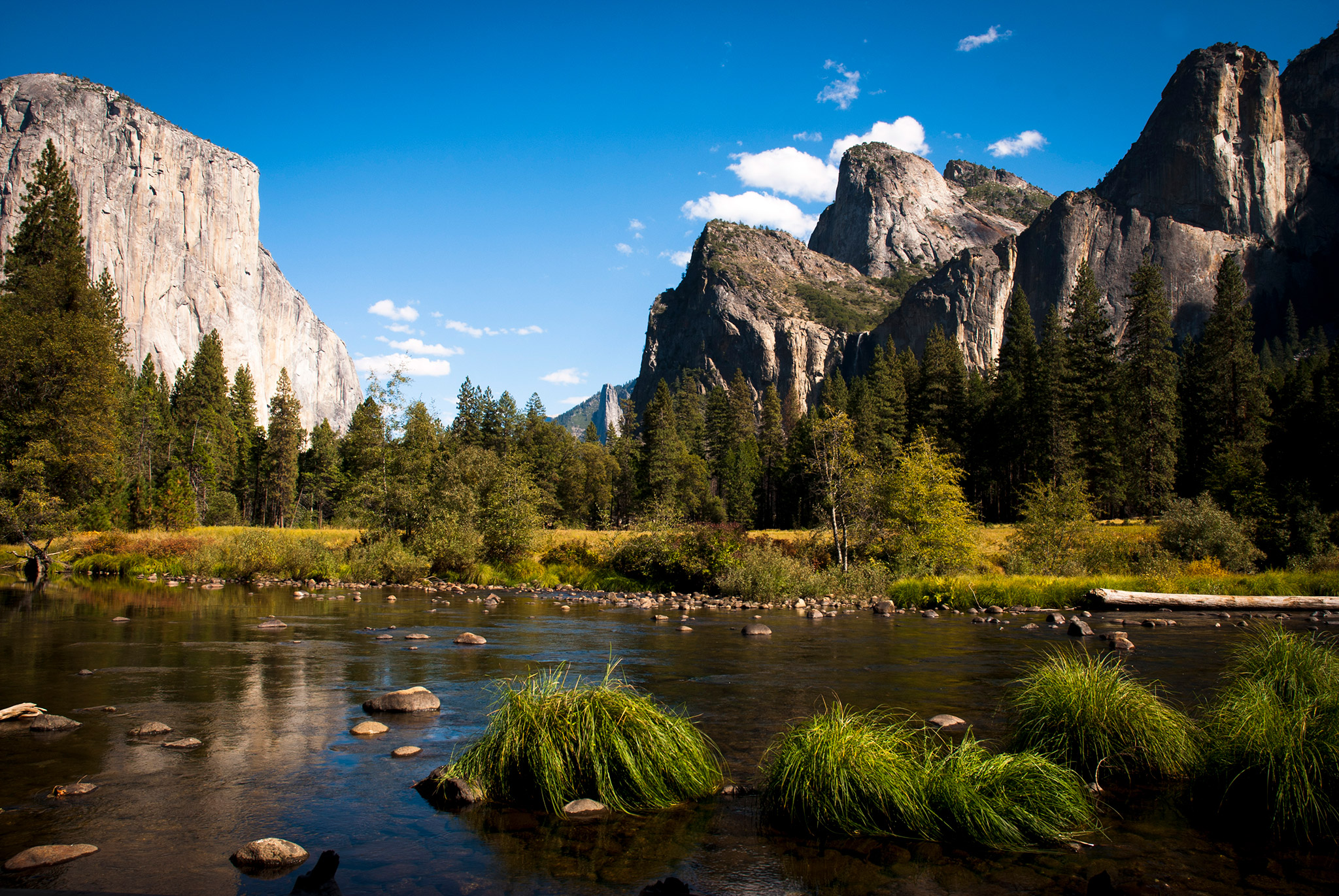 yosemite-national-park THE MOST BEAUTIFUL PLACES TO BE TRAVELED