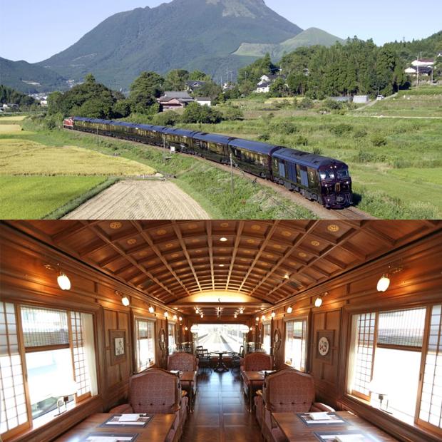 Seven Stars: Kyushu, Japan