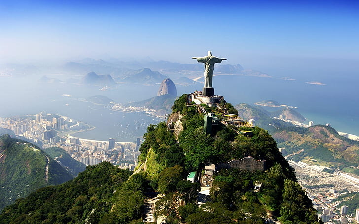 Statue of the Savior, Brazil