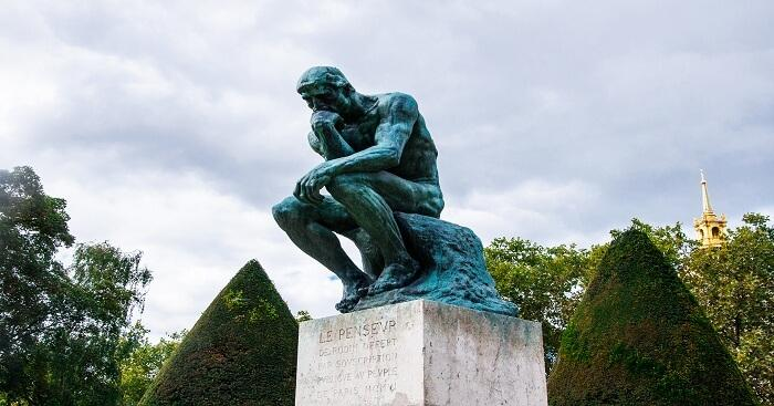 The Thinker, Paris