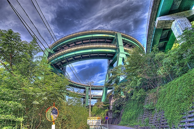 Kawazu-Nanadaru Loop Bridge Most amazing and beautiful mountain roads in the world
