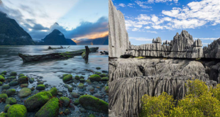 The last 5 beautiful places in the world